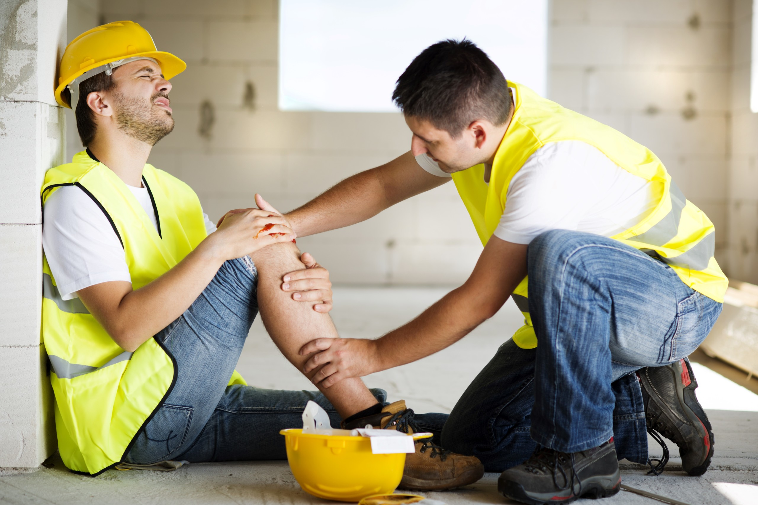 5 Tips for Handling Accidents on the Job