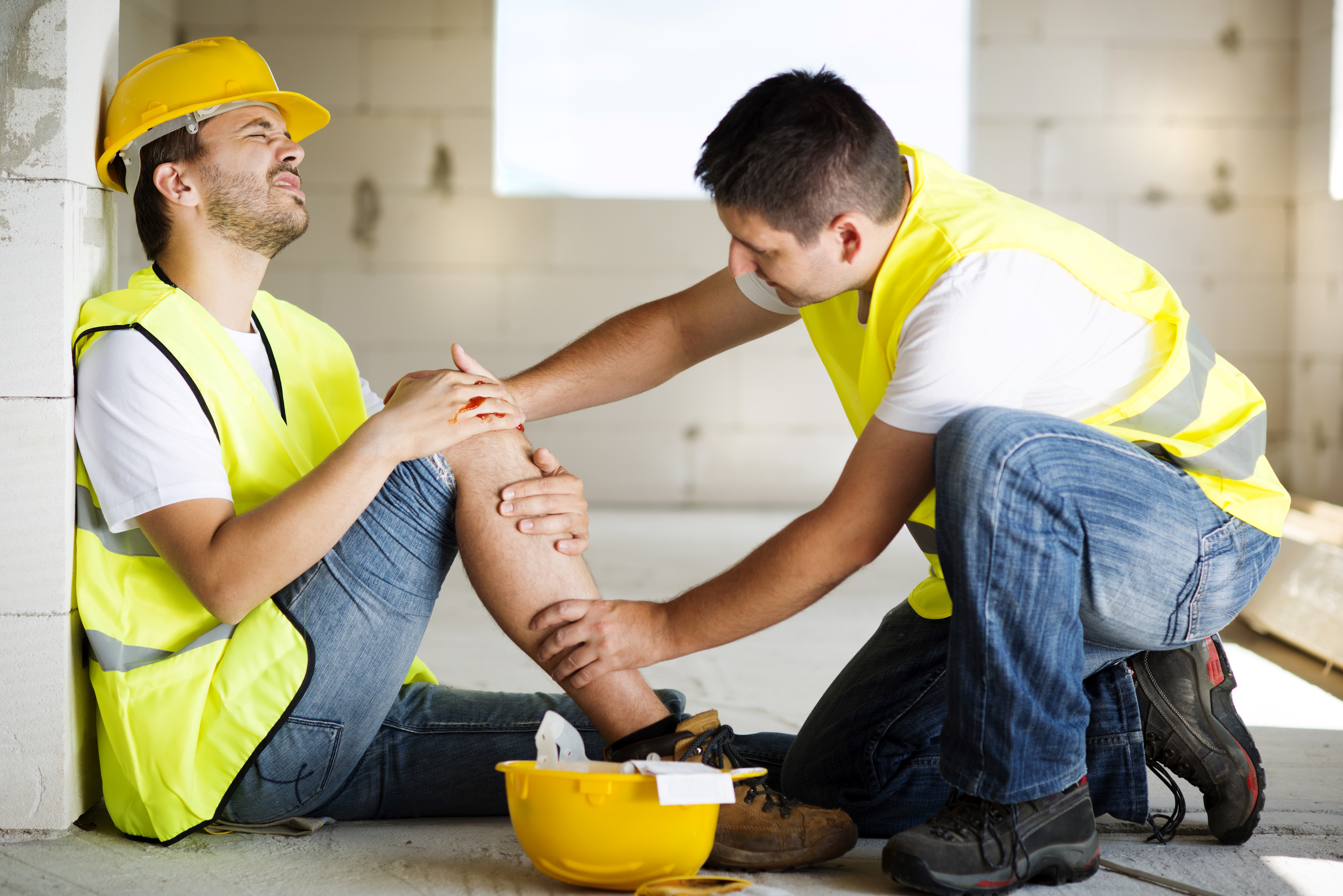 How to Avoid a Workplace Injury